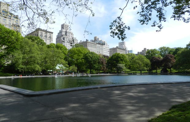 Conservatory Water (Central Park)