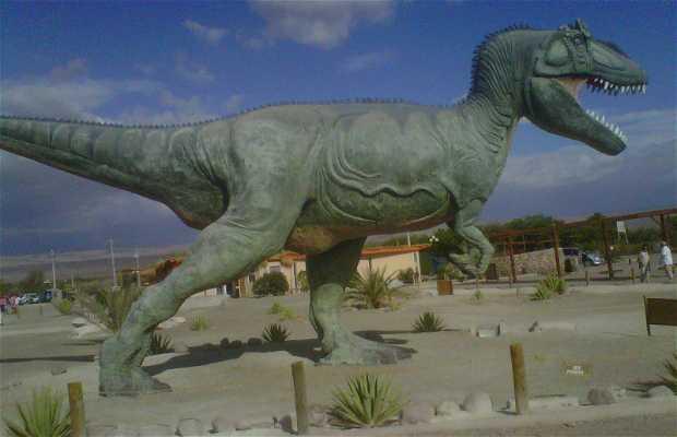 Parque Huellas de los Dinosaurios