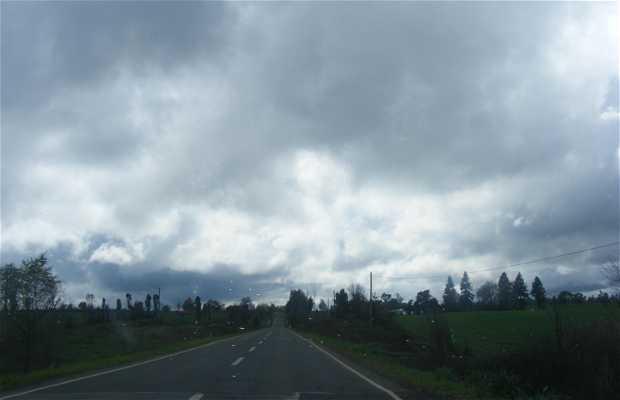 Desde Huepil a Chillan