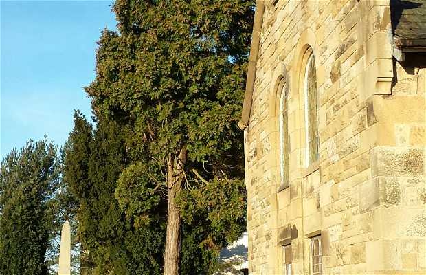 Iglesia parroquial de Fallin