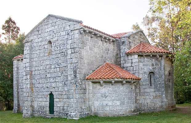 San Miguel de Breamo Church