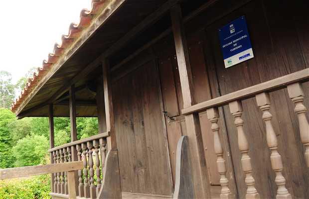 Oficina de turismo de caravia en caravia 1 opiniones y 5 for Oficina de turismo leon