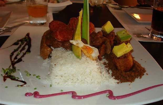 Restaurante Etnia