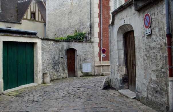 Calles de Senlis
