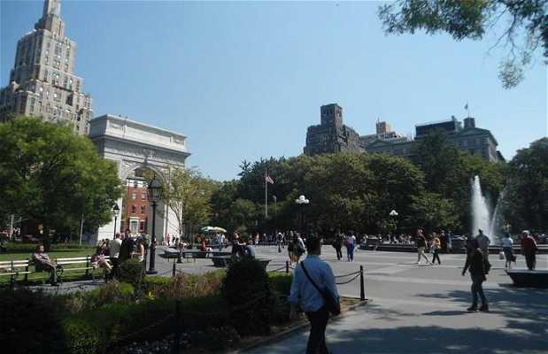Praça Washington