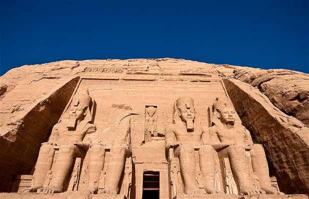 Tempio di Nefertari in Egitto