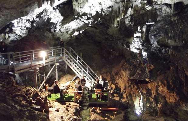 La cueva Valea Cetatii