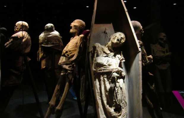 Museo delle mummie di Gianajuato
