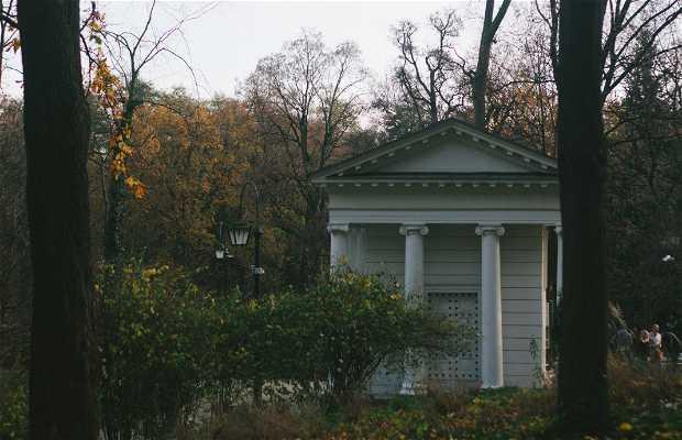 Parc Lazienki