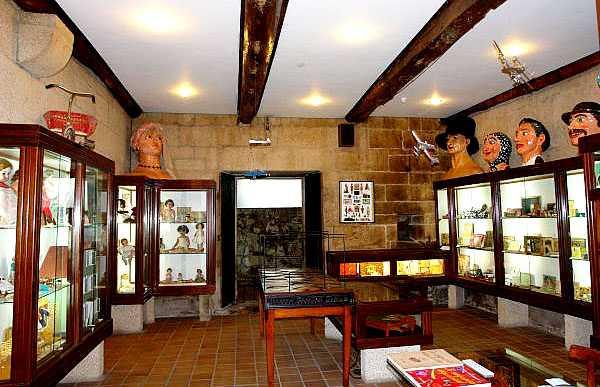 Musée galicien du jouet