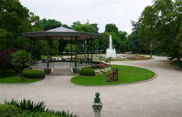 El jardín del Grand Rond