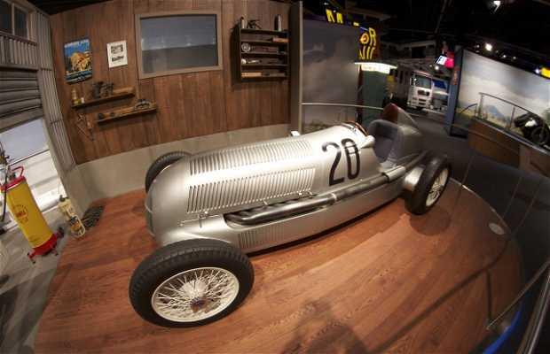 Musée de l'automobile Nurburgring