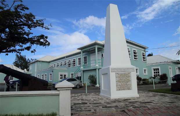 Monumento de Holetown