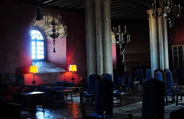Interiores del Castillo Parador de Sigüenza