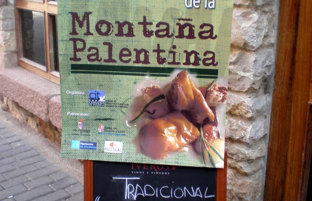 Palentina's Mountain Gastronomic Event