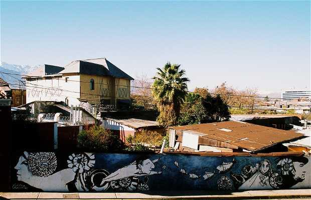 La Chascona - Casa di Pablo Neruda
