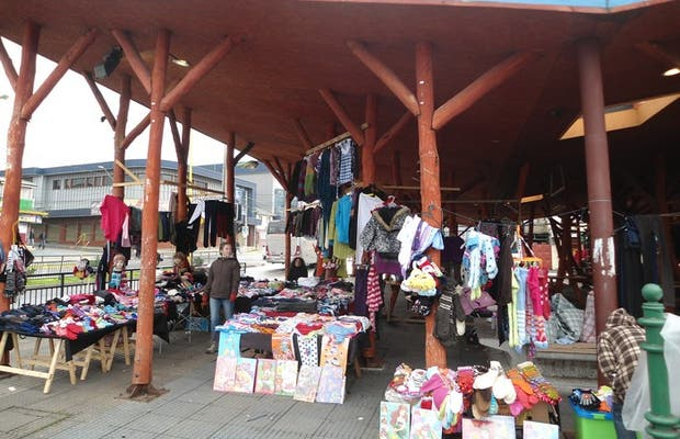Feria Artesanal Angelmó