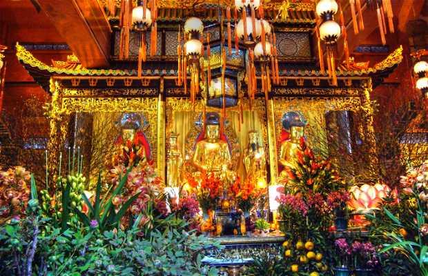 Mosteiro de Po Lin
