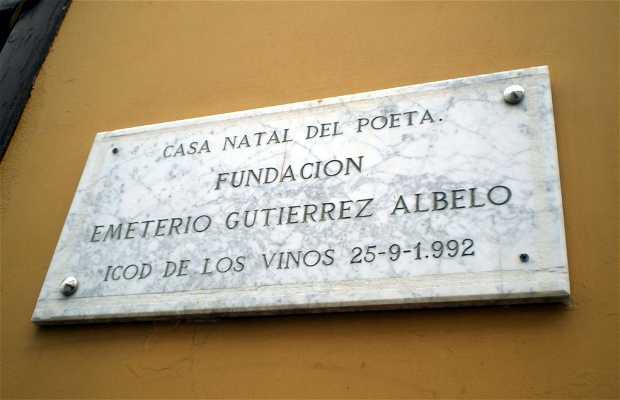 Casa Museo Emeterio Gutiérrez Albelo