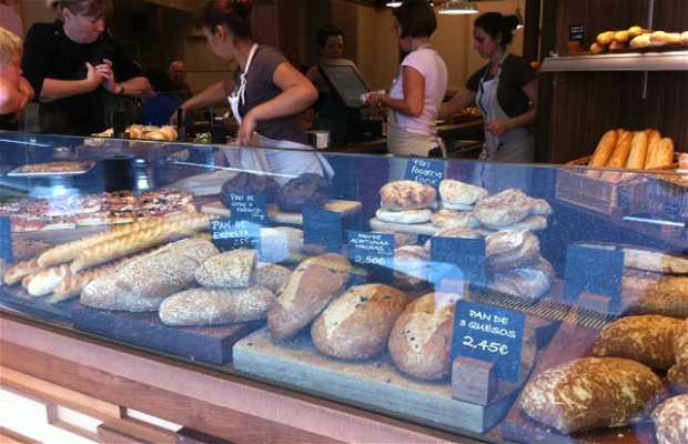 Panadería Panaria