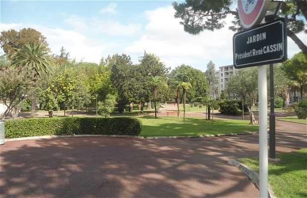 Jardin Président René Cassin