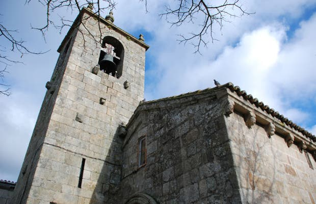 Iglesia de Santo Estevo