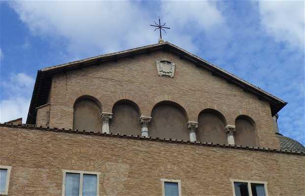 Basílica de Santi Giovanni e Paolo