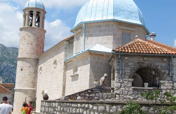 Iglesia de Gospa od Skrpjela de Perast