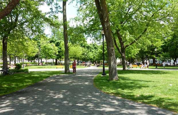 Parque Champlain