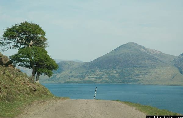 La route côtière occidentale