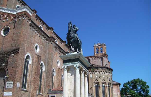 Monumento ecuestre de Bartolomeo Colleoni