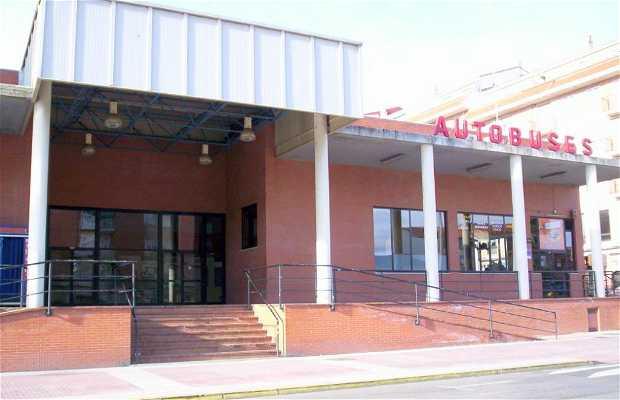 Stazione degli autobus di Benavente