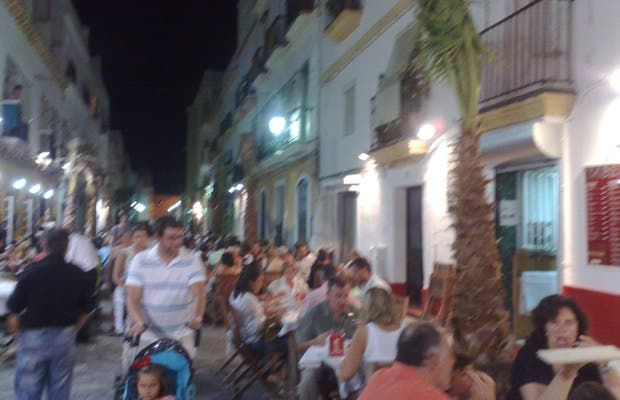 Taverna Maria a Cadice