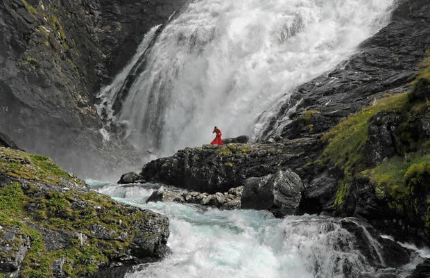 Cascada de Kjosfossen