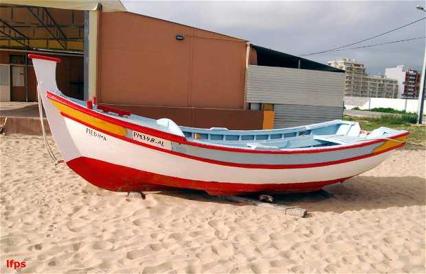 Playa de Amaçäo de Péra