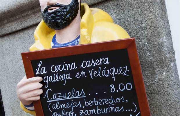 El Mercado de Velázquez