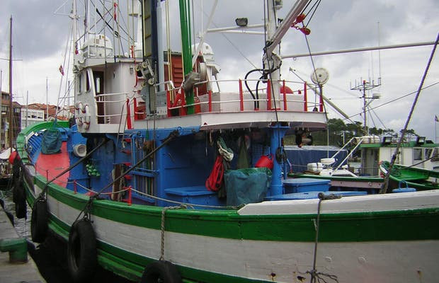 Barco de Ondarzabal