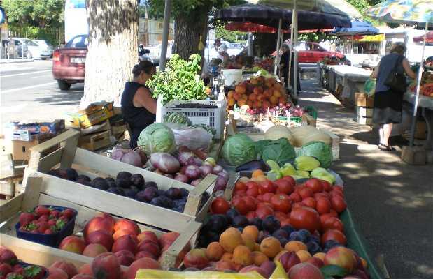 Market of Trogir