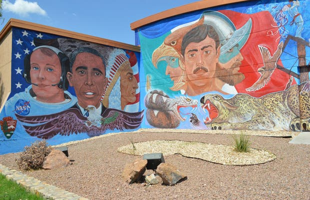Mural Our Heritage