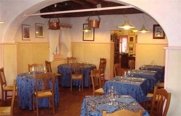 Antica Osteria Del Previ Di Buzzi Antonio e C. SAS