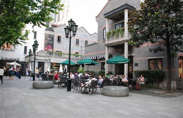 Starbucks (Xintiandi)