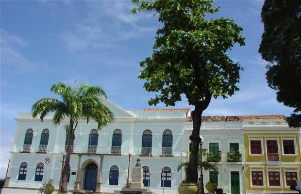 Centro histórico del pueblo de Olinda