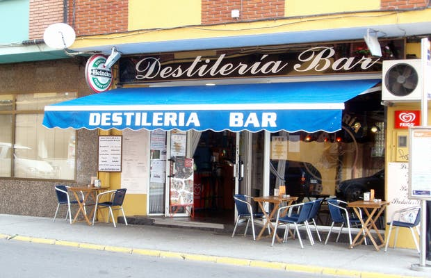 Distillery Bar