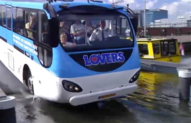 Bus Lover Amsterdam