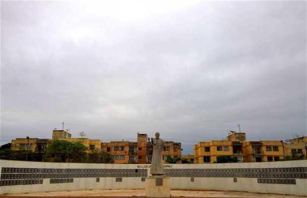 Praça Memorial do Papa