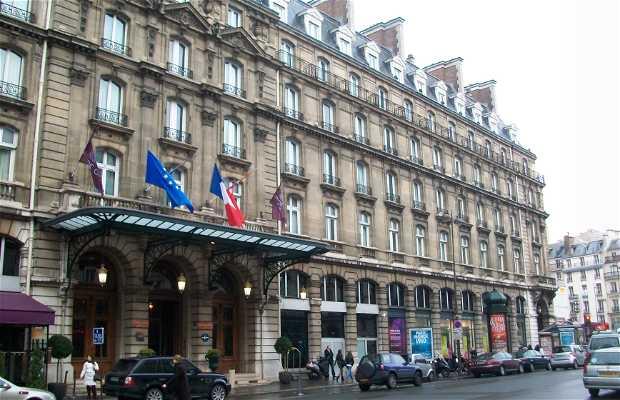 calle Saint Lazare