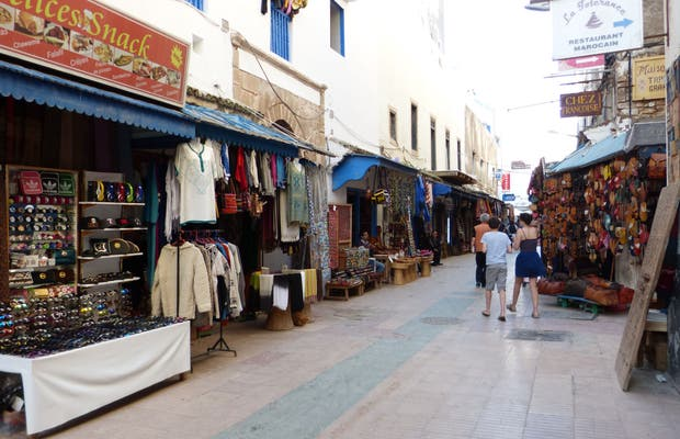 Avenue Sidi Mohamed Ben Abdallah