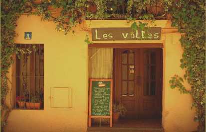 Restaurant Les Voltes