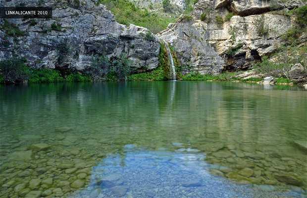 La Encantada Ravine