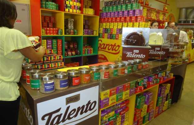 Loja da Fábrica de Chocolates Garoto